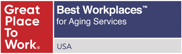 Ohio Living award – Great Place to Work – Best Workplaces™ for Aging Services
