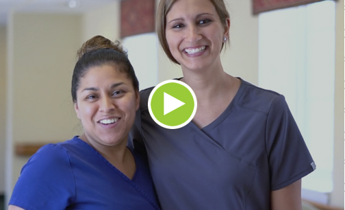 Watch our video to learn about working at Ohio Living
