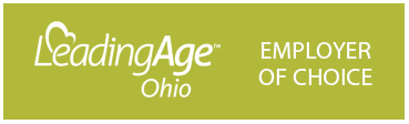 Ohio Living award – Employer of Choice – LeadingAge™ Ohio